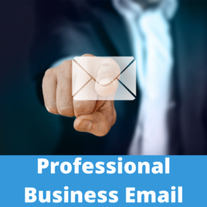 Professional Business Email